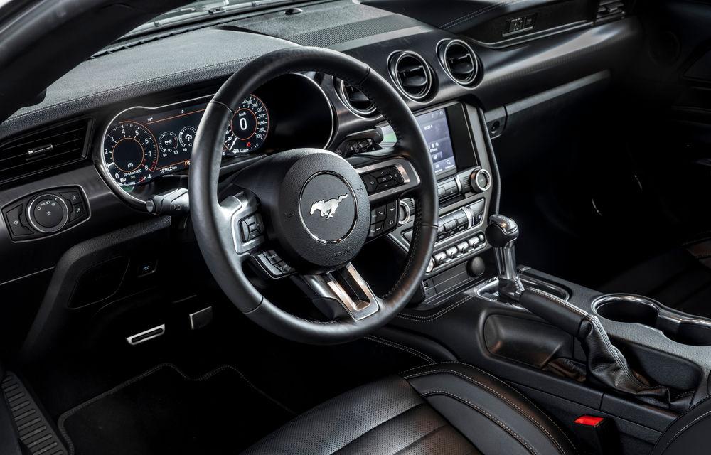 Ford Mustang Mach 1 va fi disponibil și în Europa: versiunea limitată are motor V8 de 5.0 litri și 460 de cai putere - Poza 21