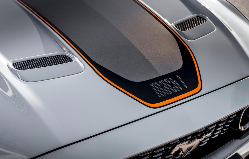 Ford Mustang Mach 1 va fi disponibil și în Europa: versiunea limitată are motor V8 de 5.0 litri și 460 de cai putere - Poza 12