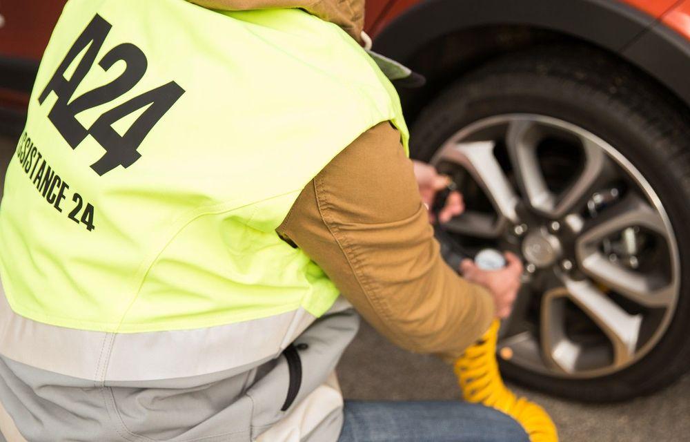 Romanian Roads Luxury Edition: A24 Assistance asigură asistență rutieră pentru cele șase mașini premium-luxury din turul României - Poza 1