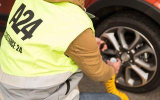 Romanian Roads Luxury Edition: A24 Assistance asigură asistență rutieră pentru cele șase mașini premium-luxury din turul României