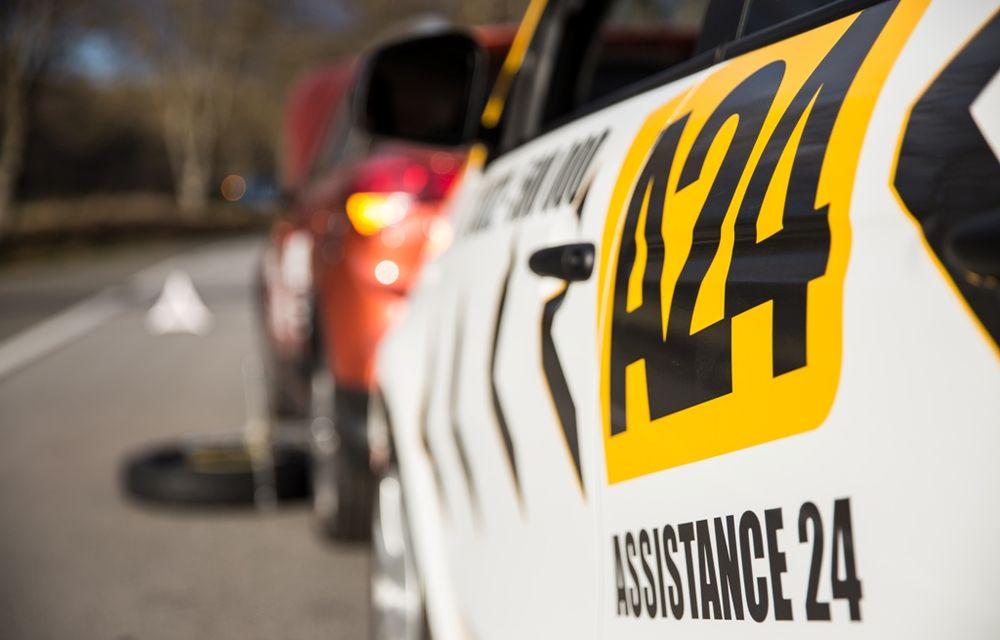 Romanian Roads Luxury Edition: A24 Assistance asigură asistență rutieră pentru cele șase mașini premium-luxury din turul României - Poza 5