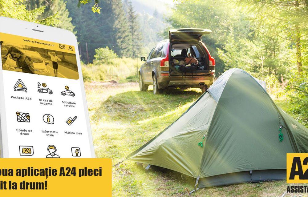 Romanian Roads Luxury Edition: A24 Assistance asigură asistență rutieră pentru cele șase mașini premium-luxury din turul României - Poza 2