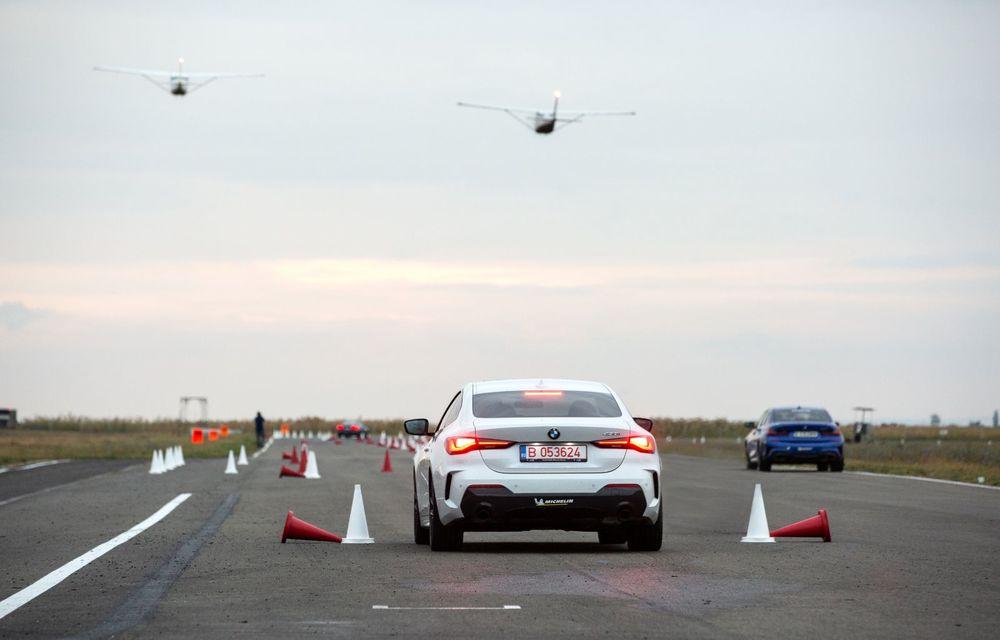 În tandem pe circuit: prim contact cu BMW Seria 4 și zbor cu Cessna 172RG Cutlass RG - Poza 111