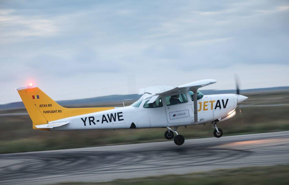 În tandem pe circuit: prim contact cu BMW Seria 4 și zbor cu Cessna 172RG Cutlass RG - Poza 87