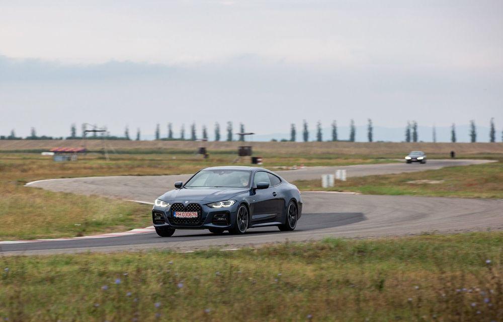În tandem pe circuit: prim contact cu BMW Seria 4 și zbor cu Cessna 172RG Cutlass RG - Poza 83