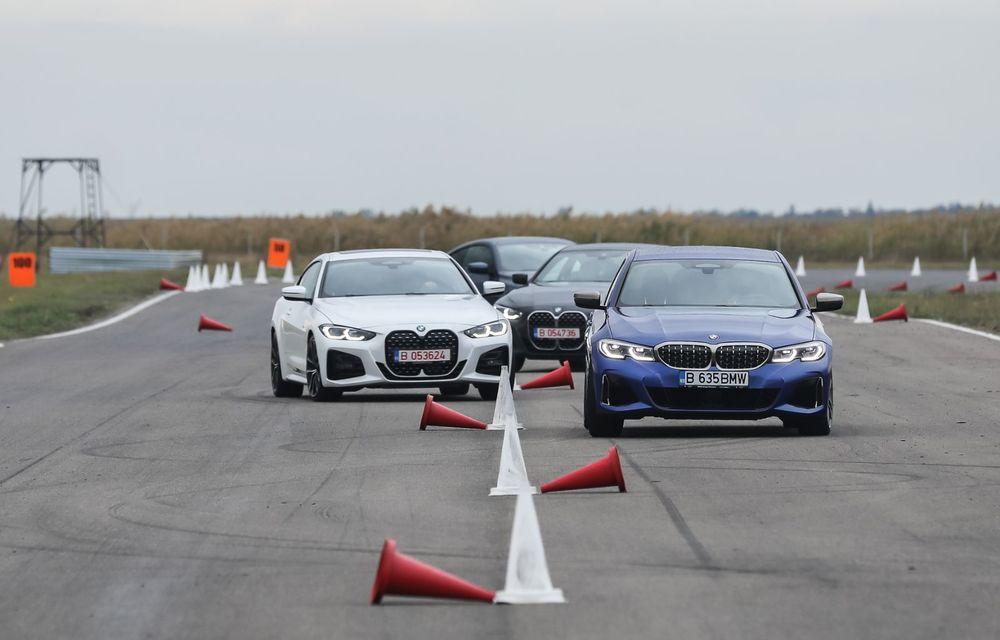 În tandem pe circuit: prim contact cu BMW Seria 4 și zbor cu Cessna 172RG Cutlass RG - Poza 60