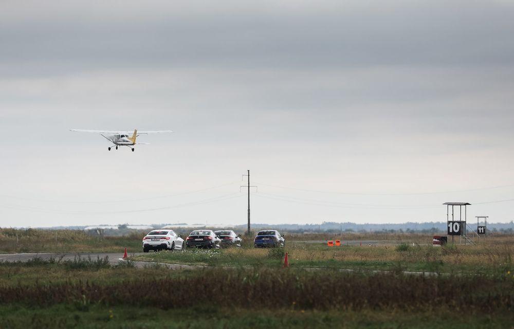 În tandem pe circuit: prim contact cu BMW Seria 4 și zbor cu Cessna 172RG Cutlass RG - Poza 57