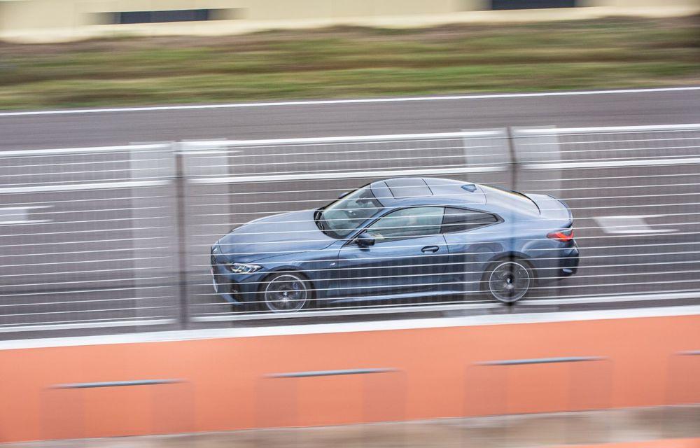 În tandem pe circuit: prim contact cu BMW Seria 4 și zbor cu Cessna 172RG Cutlass RG - Poza 47