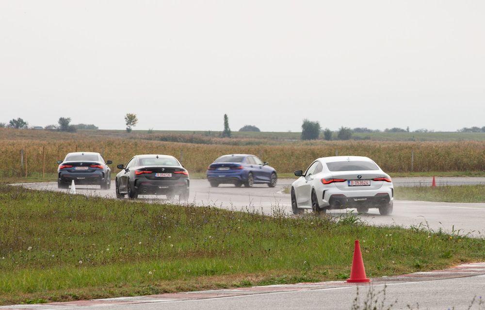 În tandem pe circuit: prim contact cu BMW Seria 4 și zbor cu Cessna 172RG Cutlass RG - Poza 34