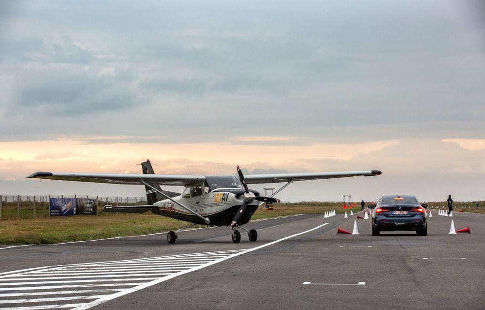 În tandem pe circuit: prim contact cu BMW Seria 4 și zbor cu Cessna 172RG Cutlass RG - Poza 80