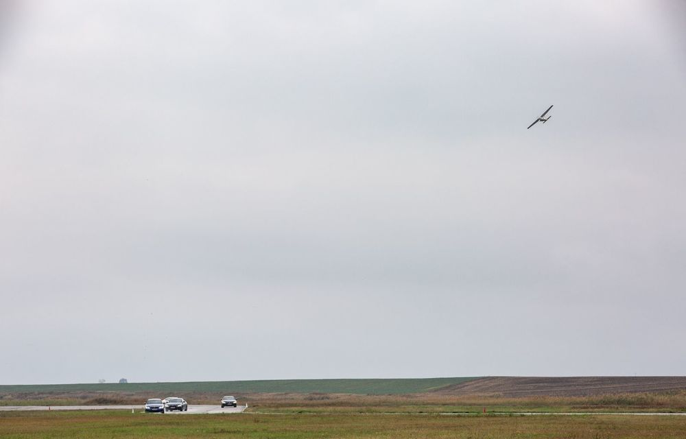 În tandem pe circuit: prim contact cu BMW Seria 4 și zbor cu Cessna 172RG Cutlass RG - Poza 68