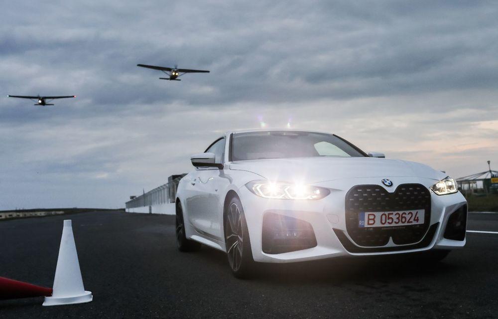 În tandem pe circuit: prim contact cu BMW Seria 4 și zbor cu Cessna 172RG Cutlass RG - Poza 86