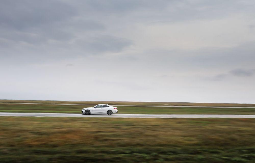 În tandem pe circuit: prim contact cu BMW Seria 4 și zbor cu Cessna 172RG Cutlass RG - Poza 42