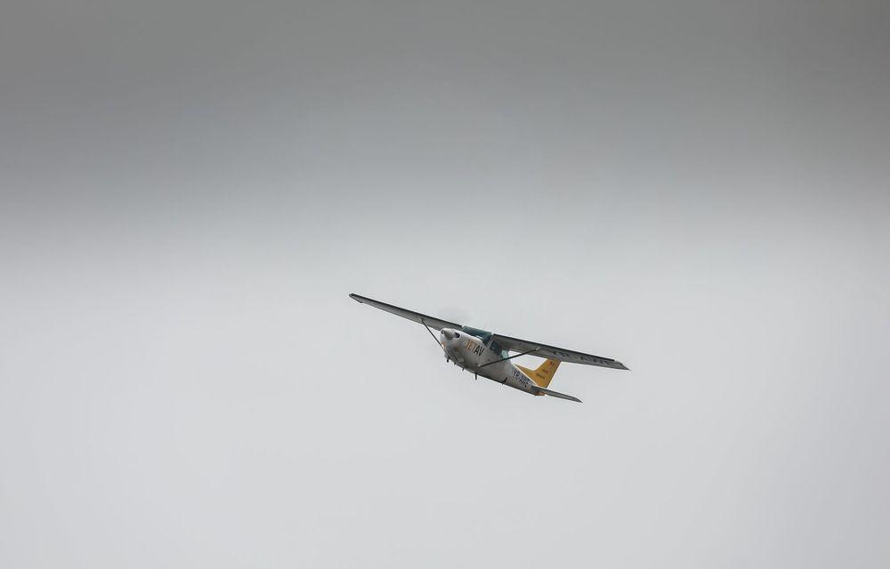 În tandem pe circuit: prim contact cu BMW Seria 4 și zbor cu Cessna 172RG Cutlass RG - Poza 48