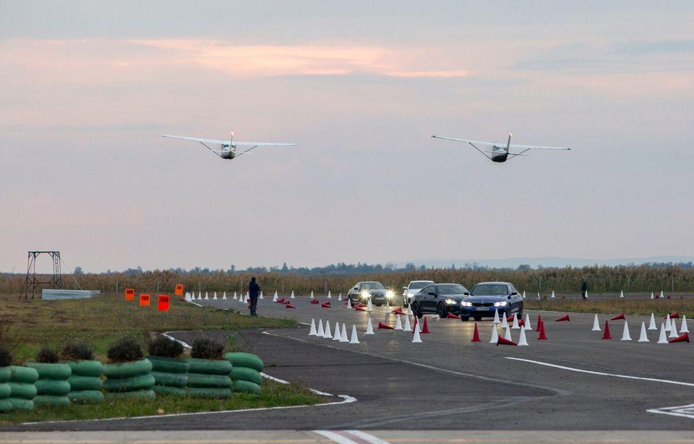 În tandem pe circuit: prim contact cu BMW Seria 4 și zbor cu Cessna 172RG Cutlass RG - Poza 84