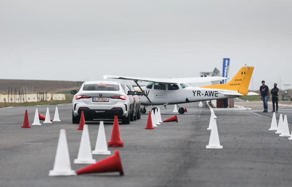 În tandem pe circuit: prim contact cu BMW Seria 4 și zbor cu Cessna 172RG Cutlass RG - Poza 43