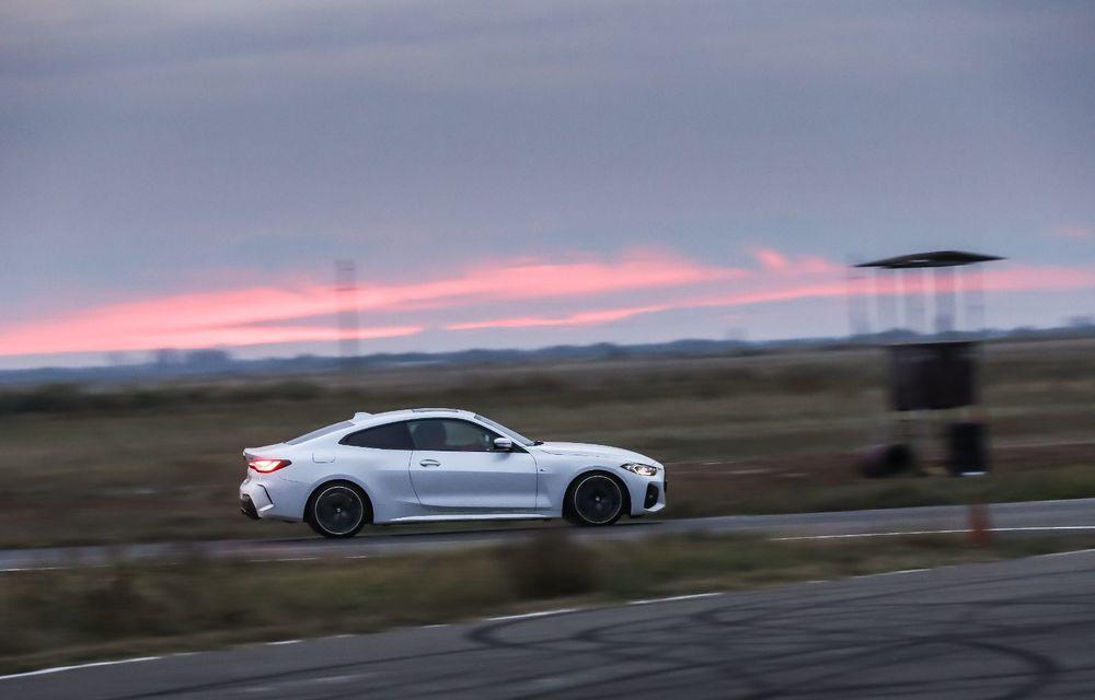 În tandem pe circuit: prim contact cu BMW Seria 4 și zbor cu Cessna 172RG Cutlass RG - Poza 88