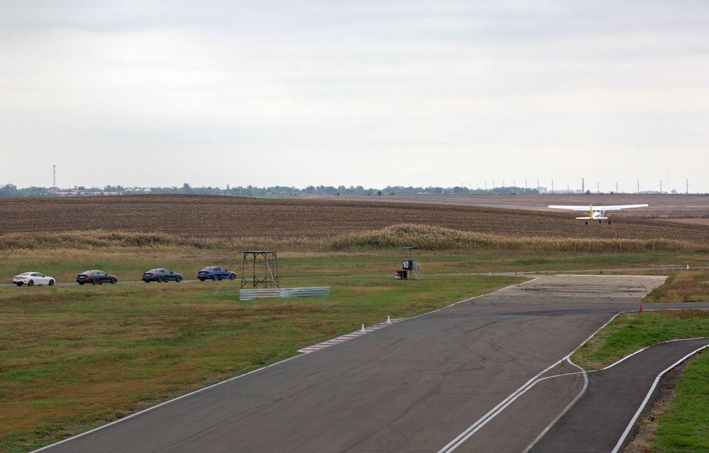 În tandem pe circuit: prim contact cu BMW Seria 4 și zbor cu Cessna 172RG Cutlass RG - Poza 75