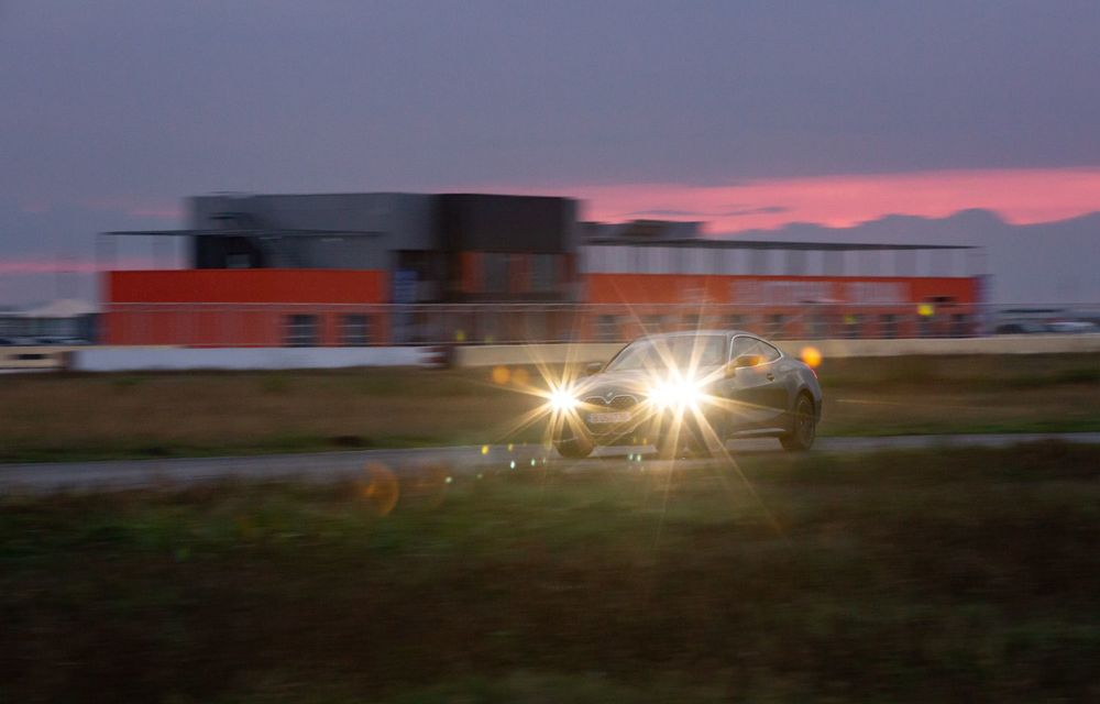 În tandem pe circuit: prim contact cu BMW Seria 4 și zbor cu Cessna 172RG Cutlass RG - Poza 89