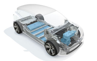 Asul din mâneca Renault: noua platformă CMF-EV poate duce autonomia electricelor la peste 600 de kilometri