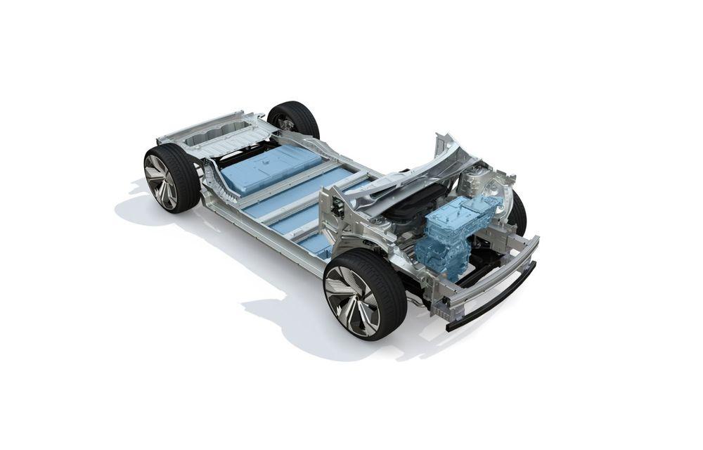 Asul din mâneca Renault: noua platformă CMF-EV poate duce autonomia electricelor la peste 600 de kilometri - Poza 3