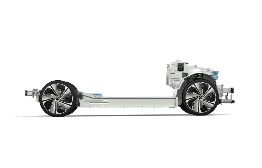 Asul din mâneca Renault: noua platformă CMF-EV poate duce autonomia electricelor la peste 600 de kilometri - Poza 2