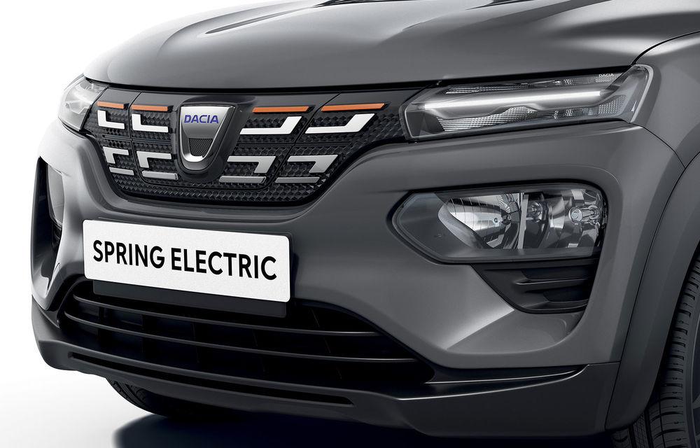 Dacia Spring: 8 lucruri neștiute despre primul model electric al mărcii de la Mioveni - Poza 7