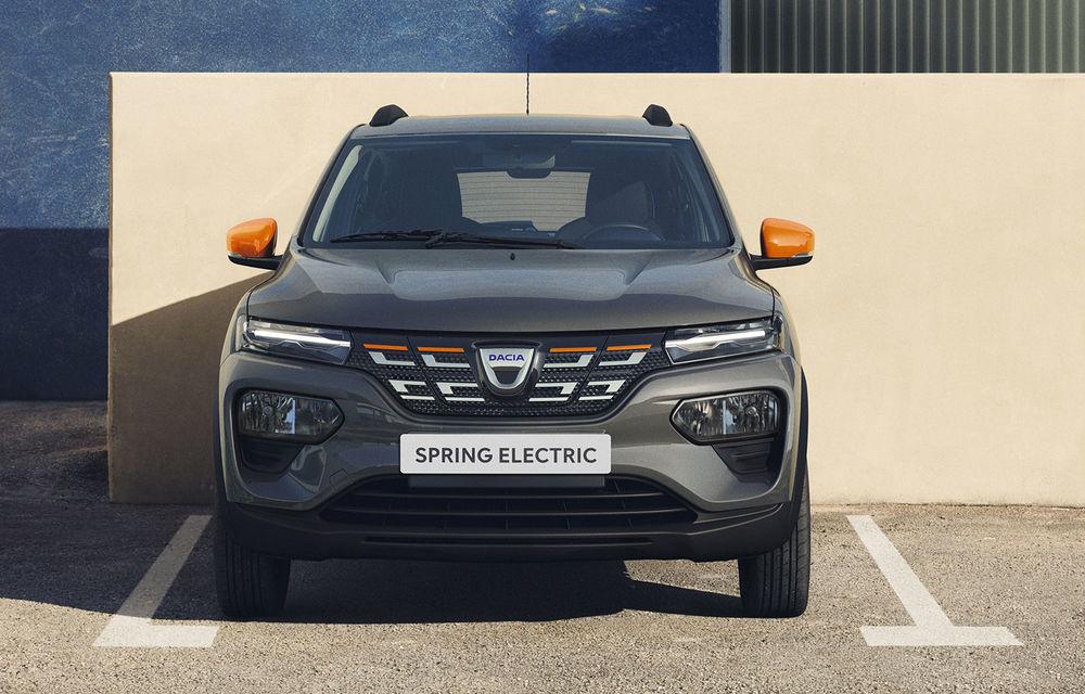 Dacia Spring: 8 lucruri neștiute despre primul model electric al mărcii de la Mioveni - Poza 4