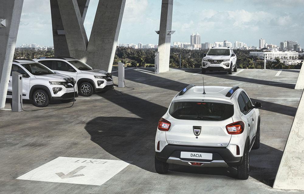 Dacia Spring: 8 lucruri neștiute despre primul model electric al mărcii de la Mioveni - Poza 1