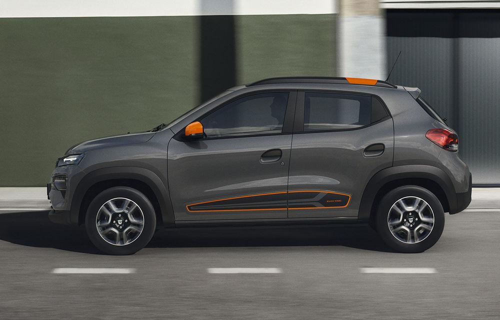 Dacia Spring: 8 lucruri neștiute despre primul model electric al mărcii de la Mioveni - Poza 8