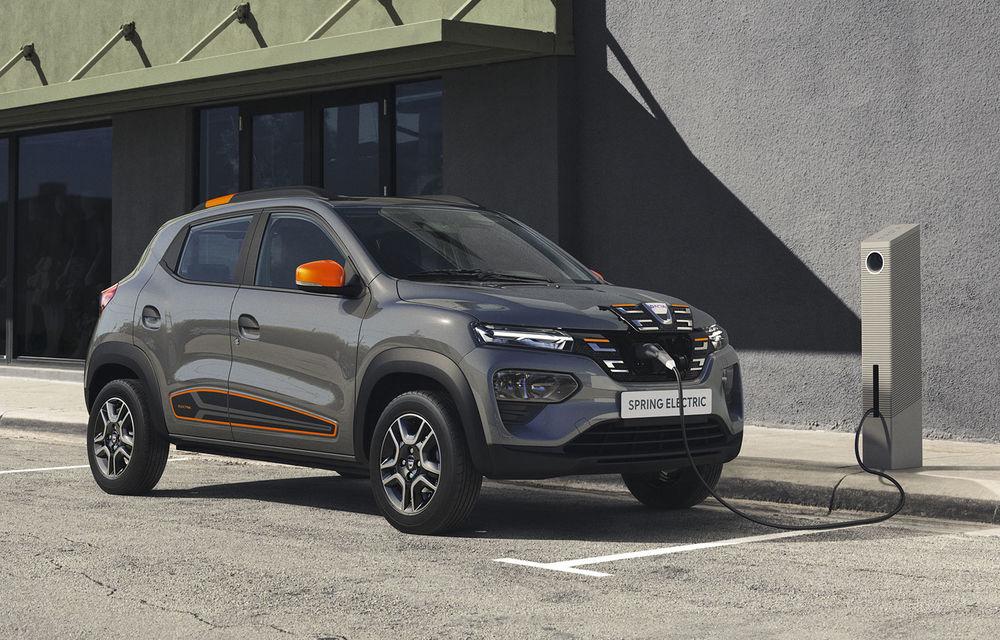 Dacia Spring: 8 lucruri neștiute despre primul model electric al mărcii de la Mioveni - Poza 3