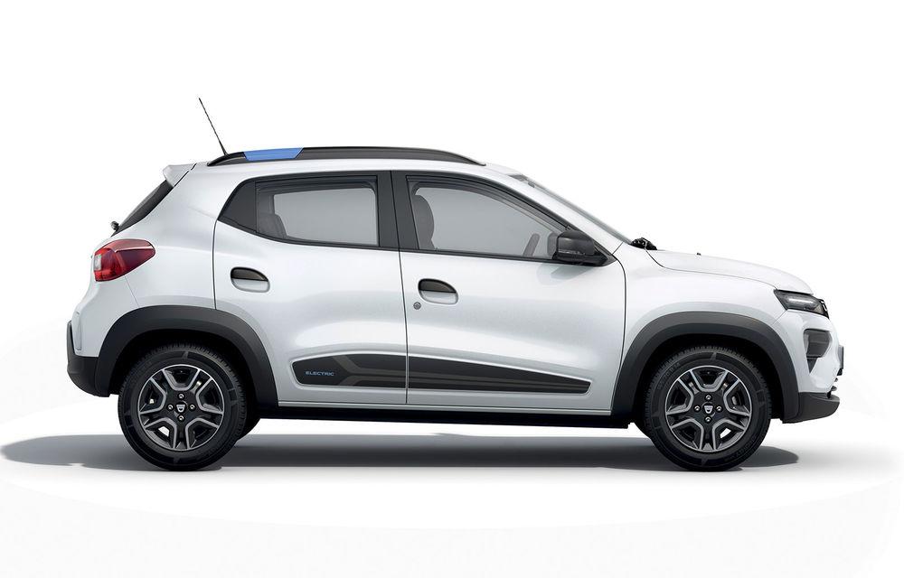 Dacia Spring: 8 lucruri neștiute despre primul model electric al mărcii de la Mioveni - Poza 5