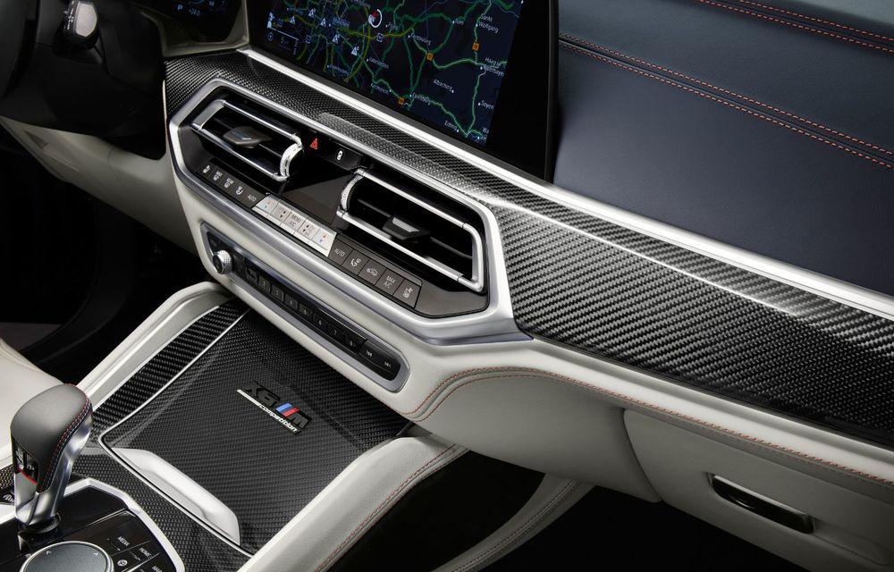 Versiuni First Edition pentru BMW X5 M Competition și X6 M Competition: 250 de unități pentru fiecare model și accesorii speciale de interior și exterior - Poza 11
