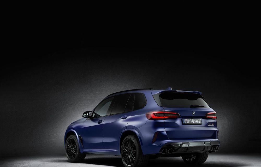 Versiuni First Edition pentru BMW X5 M Competition și X6 M Competition: 250 de unități pentru fiecare model și accesorii speciale de interior și exterior - Poza 3