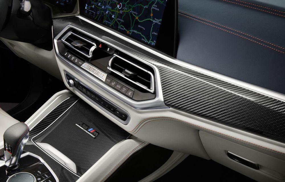 Versiuni First Edition pentru BMW X5 M Competition și X6 M Competition: 250 de unități pentru fiecare model și accesorii speciale de interior și exterior - Poza 5