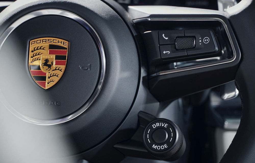 Porsche Panamera facelift primește o nouă versiune de top: Turbo S E-Hybrid are sistem plug-in hybrid de 700 de cai putere - Poza 12