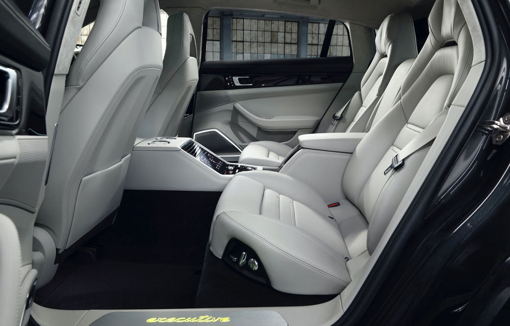 Porsche Panamera facelift primește o nouă versiune de top: Turbo S E-Hybrid are sistem plug-in hybrid de 700 de cai putere - Poza 13