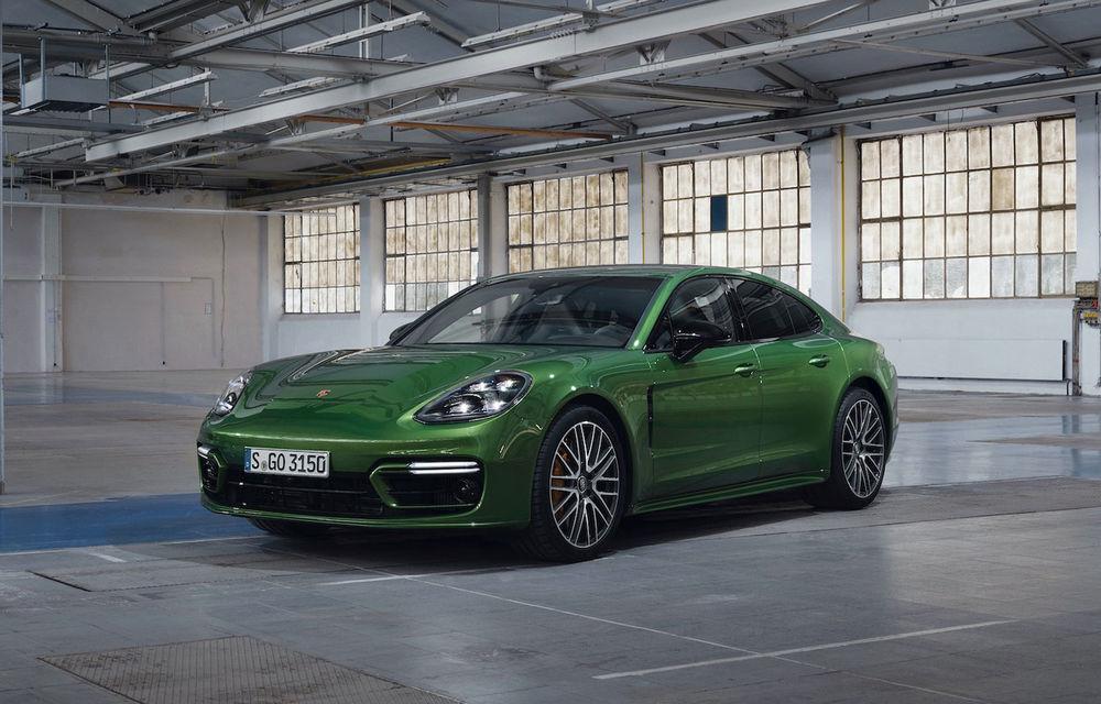 Porsche Panamera facelift primește o nouă versiune de top: Turbo S E-Hybrid are sistem plug-in hybrid de 700 de cai putere - Poza 4