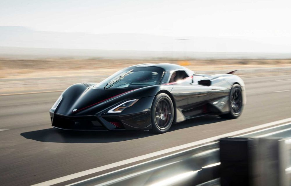 SSC Tuatara a devenit cea mai rapidă mașină de serie din lume: media vitezelor de top a fost de 508.73 km/h - Poza 2