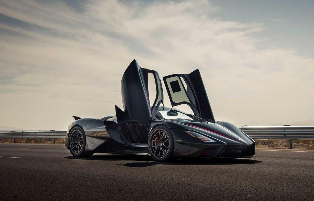 SSC Tuatara a devenit cea mai rapidă mașină de serie din lume: media vitezelor de top a fost de 508.73 km/h - Poza 4