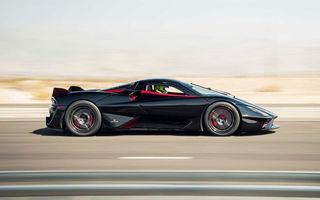 SSC Tuatara a devenit cea mai rapidă mașină de serie din lume: media vitezelor de top a fost de 508.73 km/h