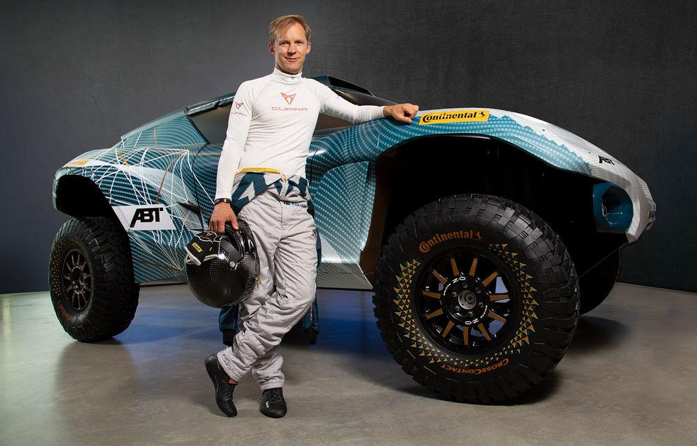 Cupra devine partenerul ABT în noua serie Extreme E: competiția de rally-raid cu mașini electrice debutează în 2021 - Poza 2