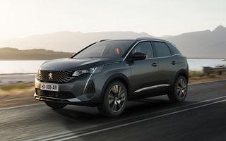Prețuri pentru Peugeot 3008 facelift în România: SUV-ul producătorului francez pornește de la aproape 24.000 de euro
