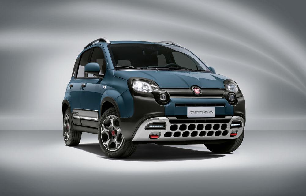 Îmbunătățiri pentru Fiat Panda: versiune Sport, ecran touch de 7 inch și motorizare mild-hybrid de 70 CP pentru întreaga gamă - Poza 3