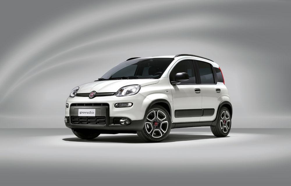 Îmbunătățiri pentru Fiat Panda: versiune Sport, ecran touch de 7 inch și motorizare mild-hybrid de 70 CP pentru întreaga gamă - Poza 6