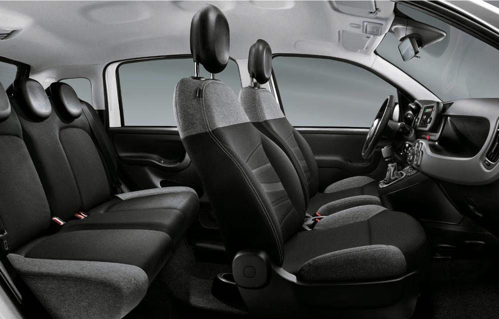Îmbunătățiri pentru Fiat Panda: versiune Sport, ecran touch de 7 inch și motorizare mild-hybrid de 70 CP pentru întreaga gamă - Poza 19
