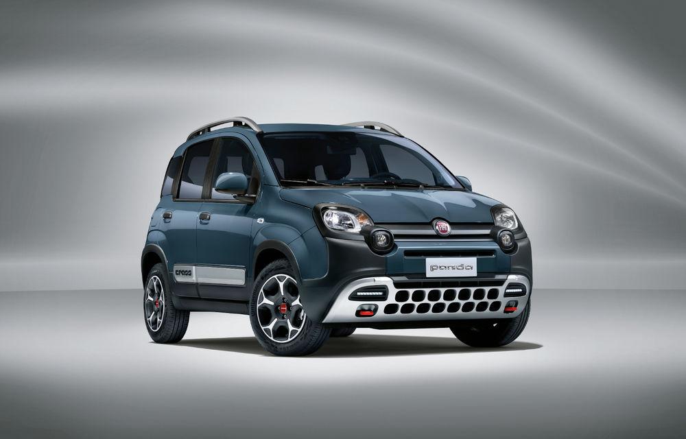 Îmbunătățiri pentru Fiat Panda: versiune Sport, ecran touch de 7 inch și motorizare mild-hybrid de 70 CP pentru întreaga gamă - Poza 4