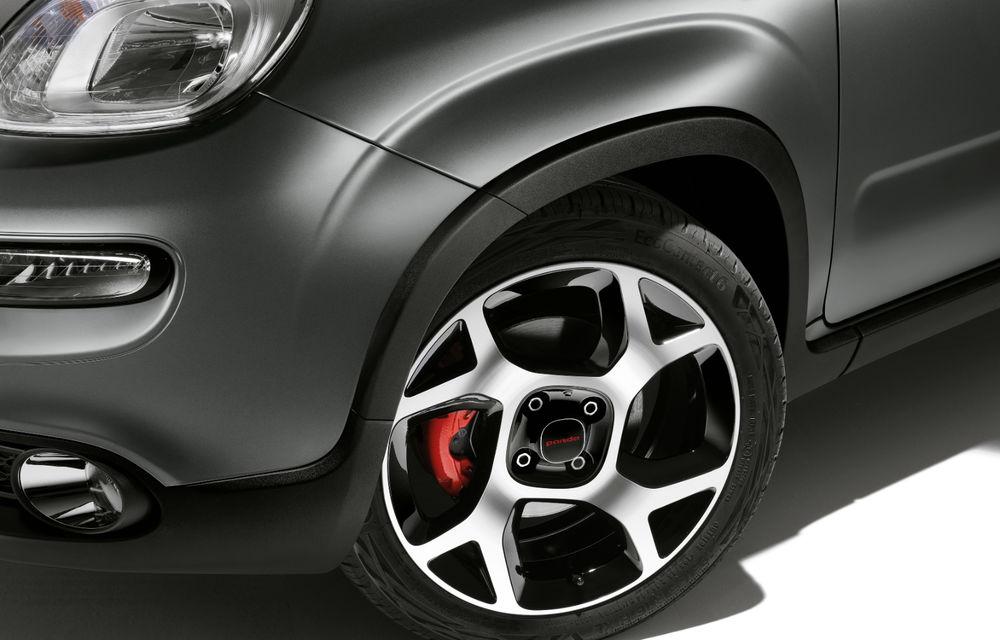 Îmbunătățiri pentru Fiat Panda: versiune Sport, ecran touch de 7 inch și motorizare mild-hybrid de 70 CP pentru întreaga gamă - Poza 10