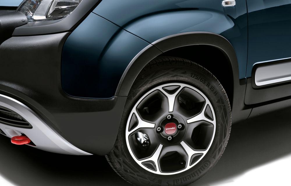 Îmbunătățiri pentru Fiat Panda: versiune Sport, ecran touch de 7 inch și motorizare mild-hybrid de 70 CP pentru întreaga gamă - Poza 13