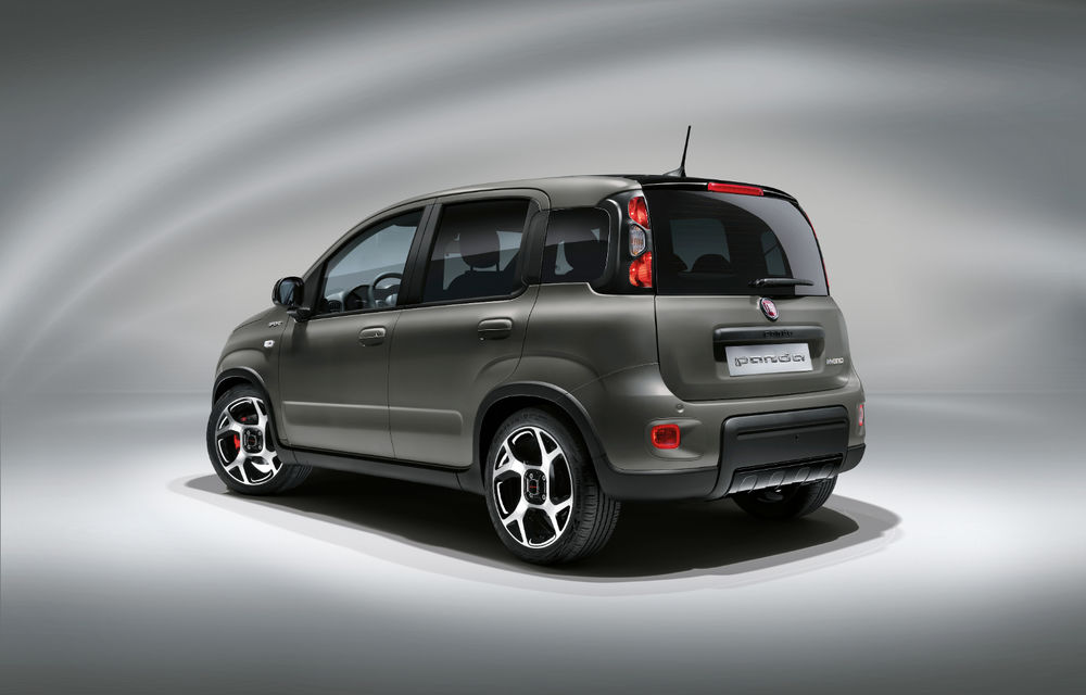 Îmbunătățiri pentru Fiat Panda: versiune Sport, ecran touch de 7 inch și motorizare mild-hybrid de 70 CP pentru întreaga gamă - Poza 2
